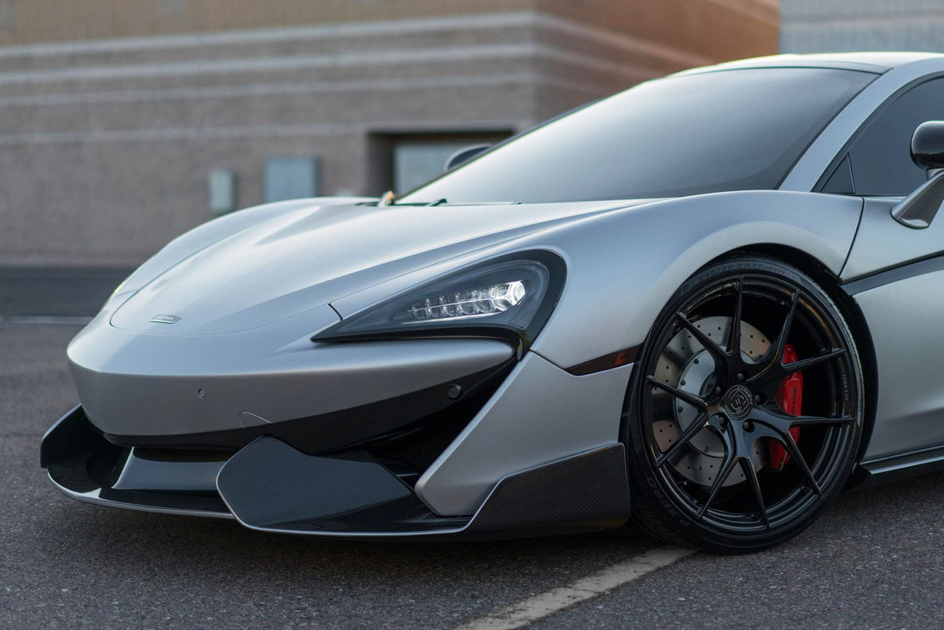 MCLAREN 570S 1016 INDUSTRIES - AERO KIT
