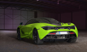 MCLAREN 720S CAPRISTO SPORTS EXHAUST