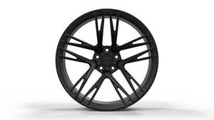 LAMBORGHINI HURACAN NERO DESIGN FORGED WHEELS NDS-2