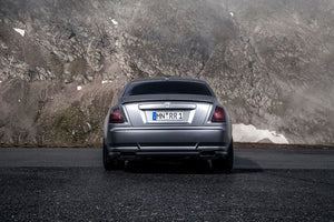 ROLLS ROYCE GHOST NOVITEC - REAR BUMPER 3 PIECE ATTACHMENT
