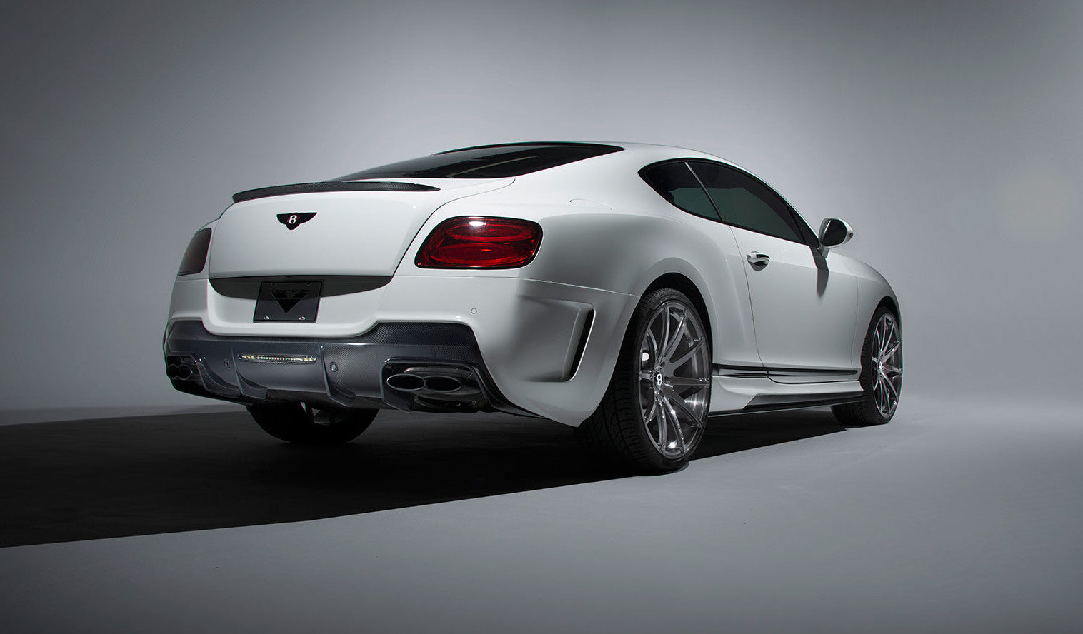 BENTLEY CONTINENTAL GT V8 FACELIFT BR AERO VORSTEINER KIT