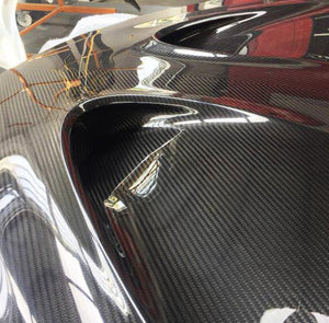 MCLAREN 570S 1016 INDUSTRIES - CARBON HOOD / BONNET