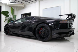 LAMBORGHINI AVENTADOR DMC CARBON SIDE SKIRTS