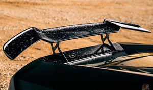 LAMBORGHINI HURACAN FORGED CARBON REAR SPOILER / WING 1016 INDUSTRIES