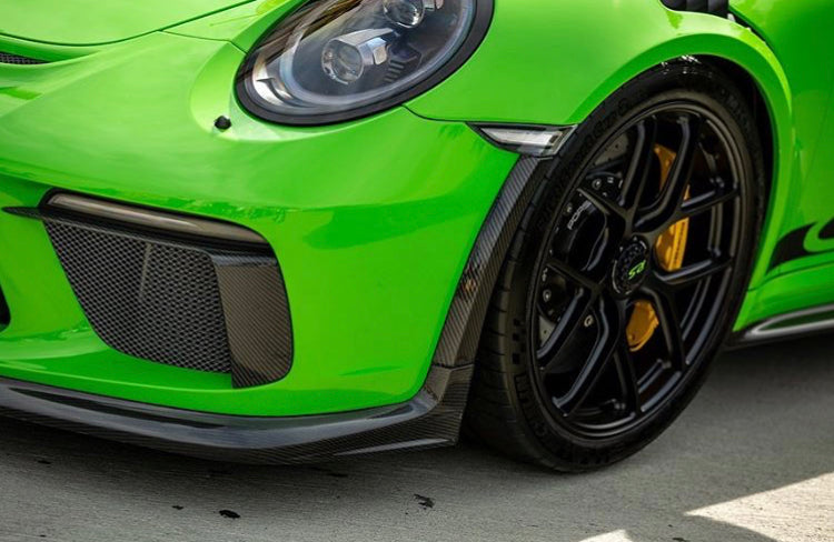 PORSCHE GT3 RS 1016 INDUSTRIES FRONT DRL SURROUNDS
