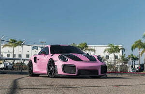 PORSCHE GT2 RS 1016 INDUSTRIES SIDE SKIRTS