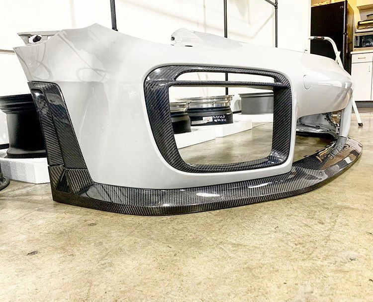PORSCHE GT2 RS 1016 INDUSTRIES FRONT GRILL SURROUNDS
