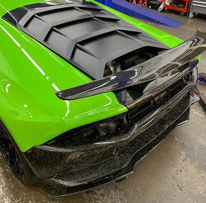 LAMBORGHINI HURACAN CARBON REAR SPOILER / WING 1016 INDUSTRIES