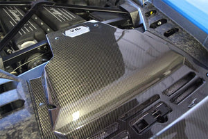 LAMBORGHINI HURACAN NOVITEC N LARGO ENGINE COMPARTMENT COVER