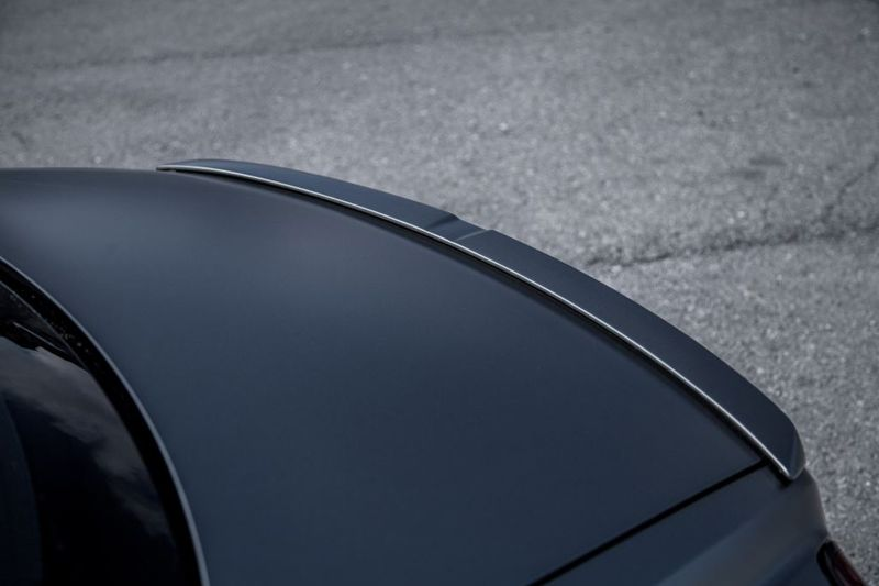 ROLLS ROYCE GHOST NOVITEC - REAR SPOILER LIP