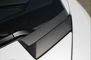 LAMBORGHINI AVENTADOR NOVITEC AIR OUTLET FOR TRUNK LID