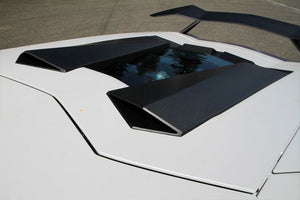 LAMBORGHINI AVENTADOR NOVITEC ROOF AIR SCOOP (COUPE)