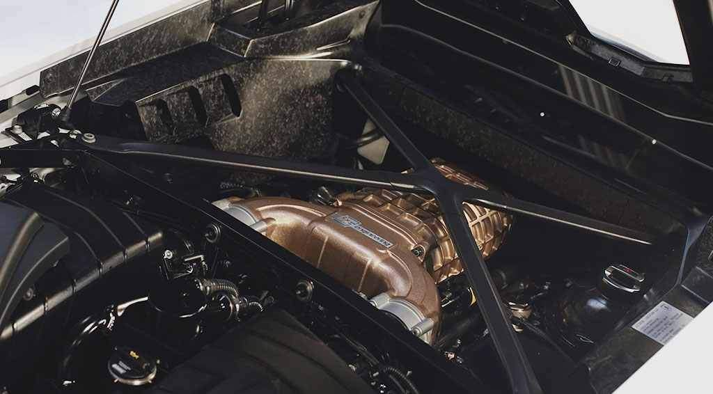 LAMBORGHINI HURACAN PERFORMANTE - VF ENGINEERING SUPERCHARGER KIT