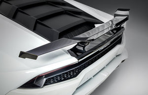 LAMBORGHINI HURACAN MORPH AUTO DESIGN REAR DOUBLE WING + BASE