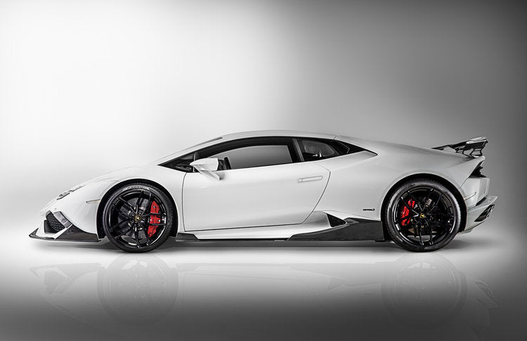 LAMBORGHINI HURACAN MORPH AUTO DESIGN CARBON SIDE SKIRTS