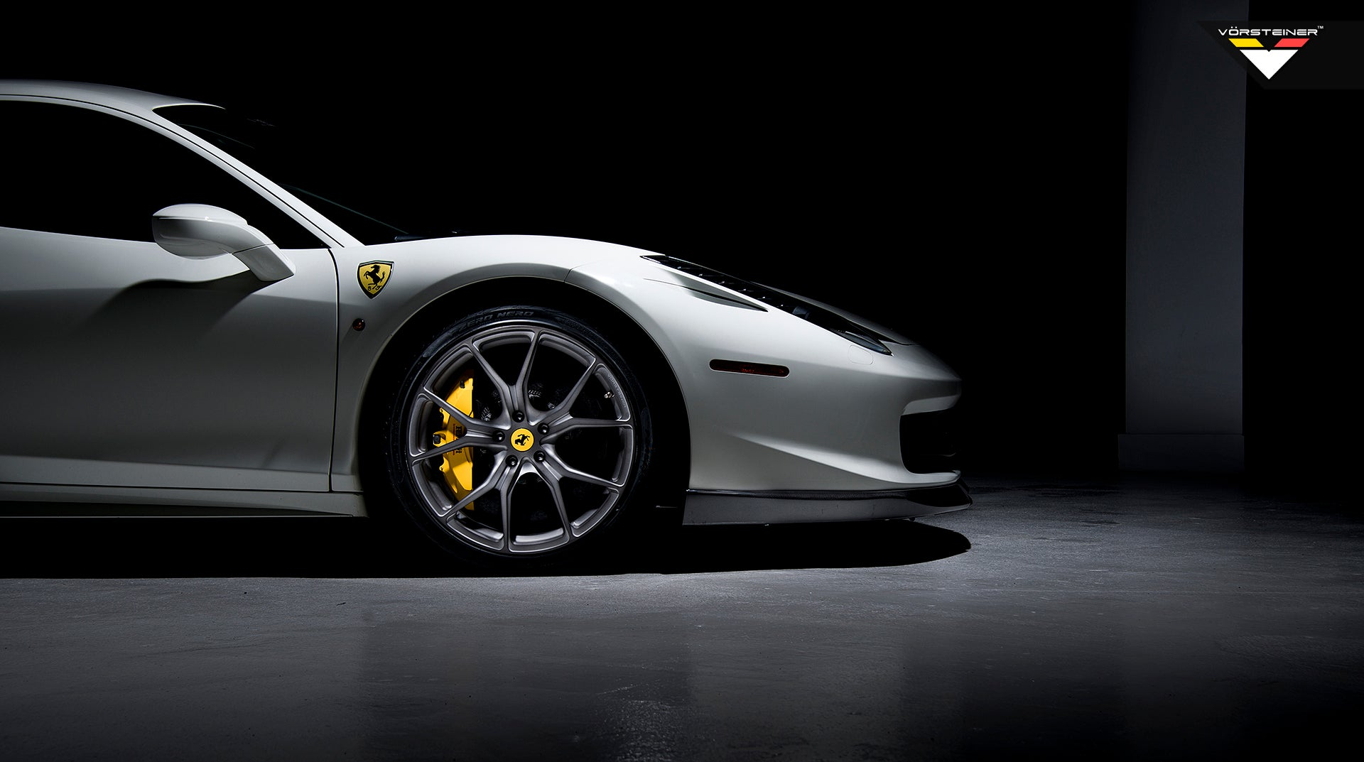 FERRARI 458 ITALIA V AERO FOG LIGHT SURROUNDS