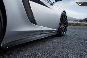 MCLAREN MP4-12c VORSTEINER AERO KIT + FI EXHAUST