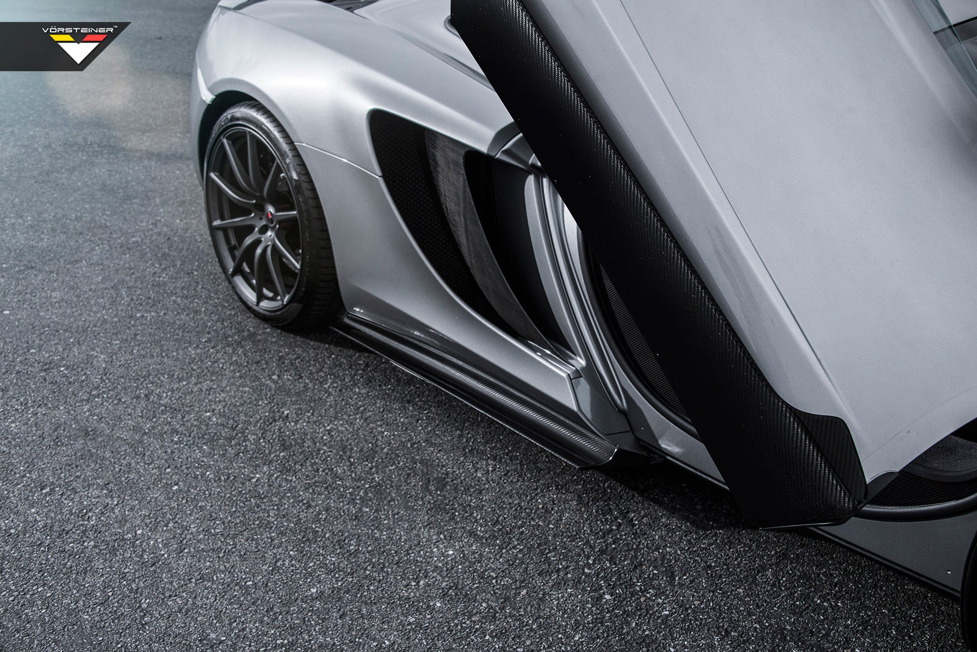MCLAREN MP4-12c VORSTEINER AERO KIT