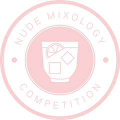 Logo NUDE Mixology competition in association with Remy Savage 2020