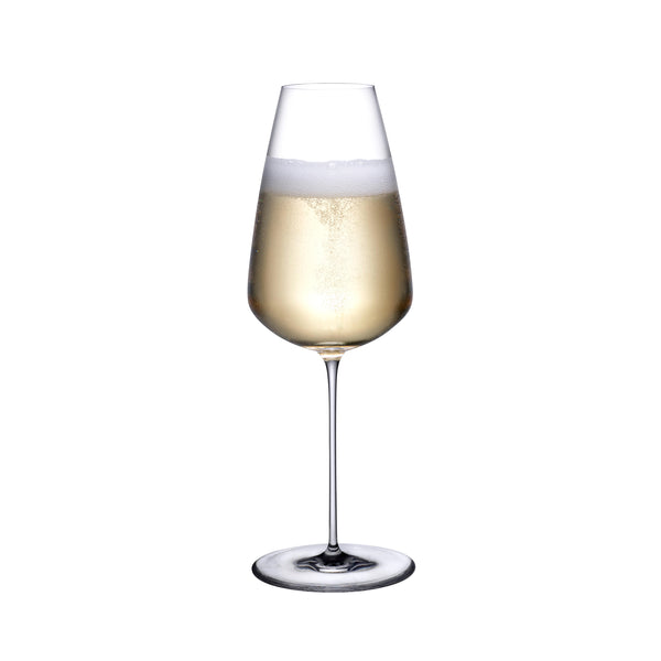 Stem Zero@Set of 2 Champagne Grand Cru Glasses
