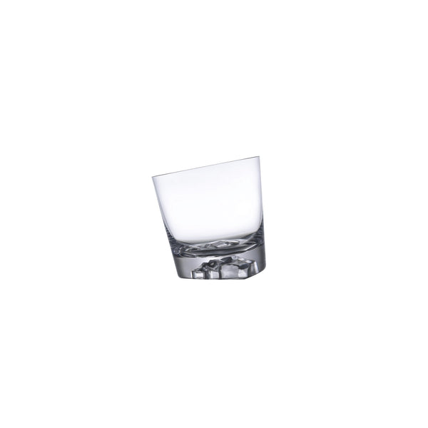 NUDE Memento Mori whisky glass empty