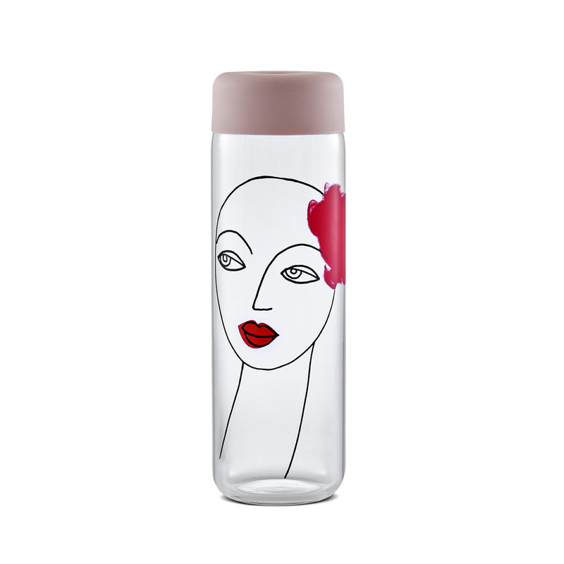 NUDE Finesse Rock & Pop Jug with pink cover
