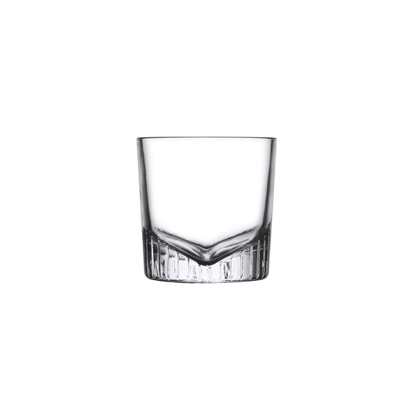 NUDE Caldera whisky glass empty
