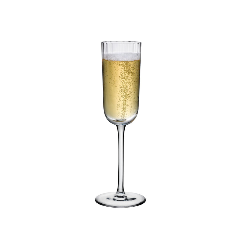 Neo@Set of 2 Champagne Glasses