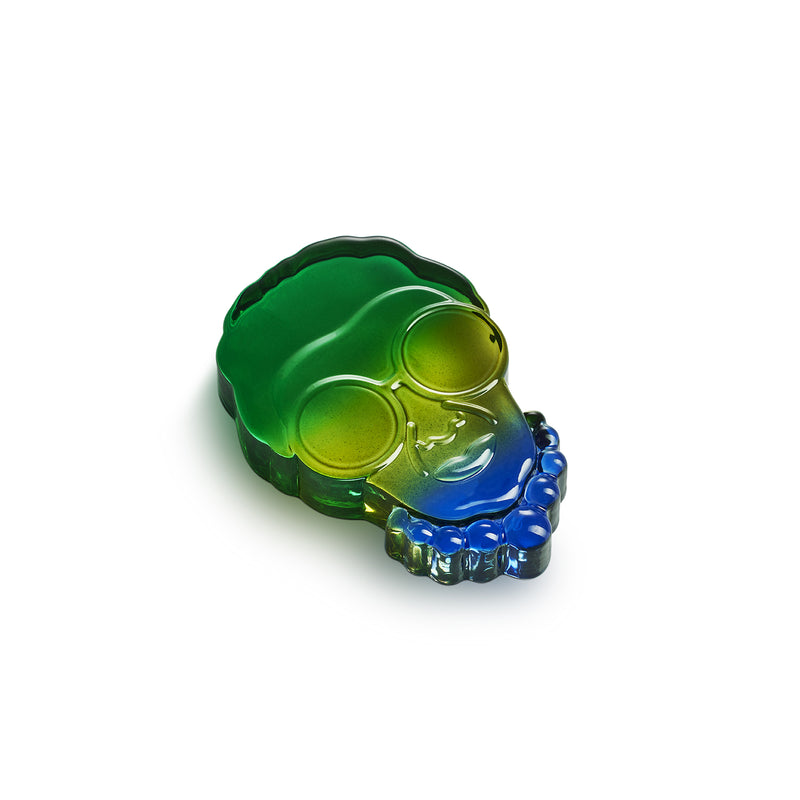Iris Apfel Paperweight Blue/Green side image