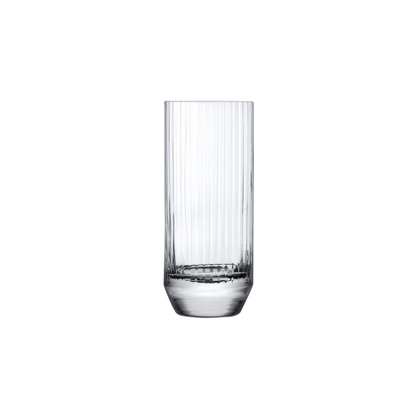 Big Top@Set of 4 High Ball Glasses 300 cc