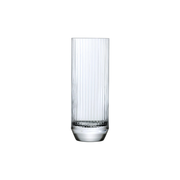 Big Top@Set of 4 High Ball Glasses 430 cc