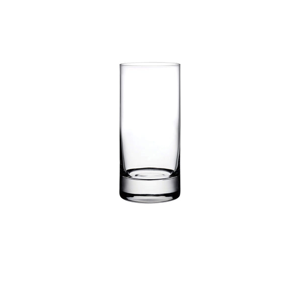 Barcelona@Set of 4 High Ball glasses