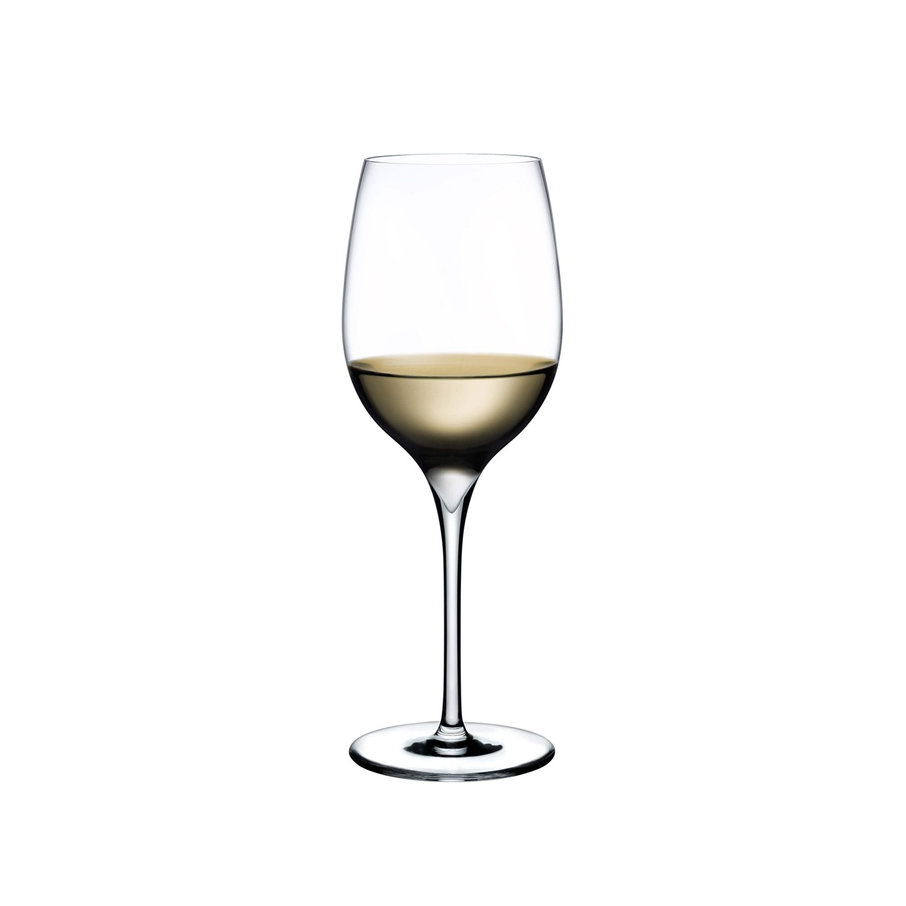 Nude Glass Dimple Aromatic White Wine Glass, Set of 2 | Goop
