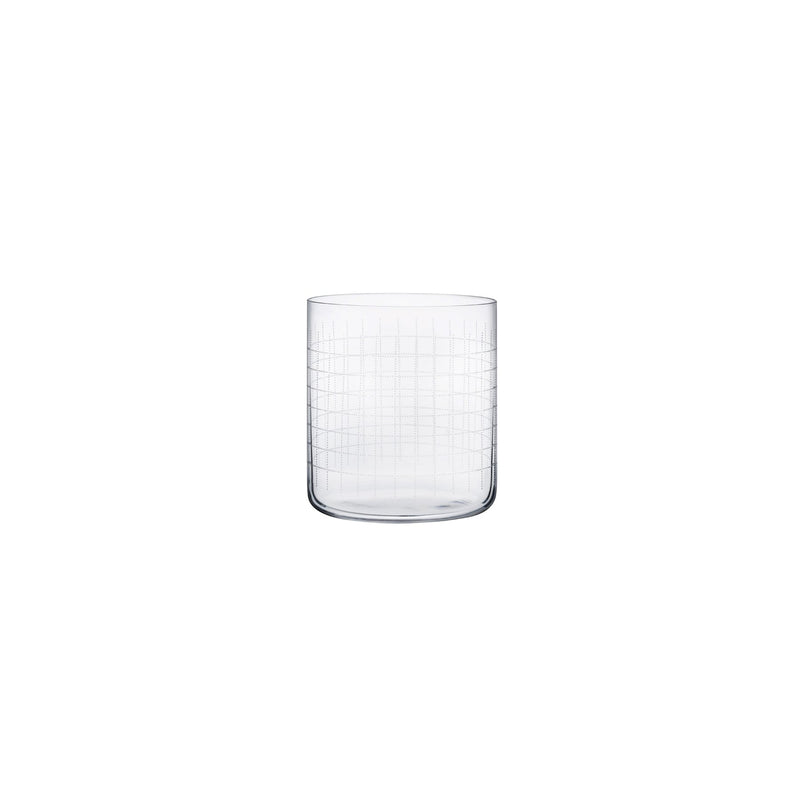 Finesse@Grid Set of 4 Whisky DOF Glasses