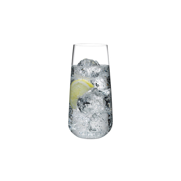 Mirage@Set of 4 High Ball Glasses