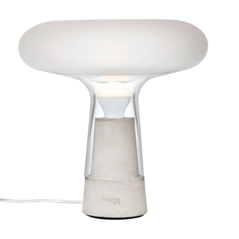 Orion@Lamp with Glass Top