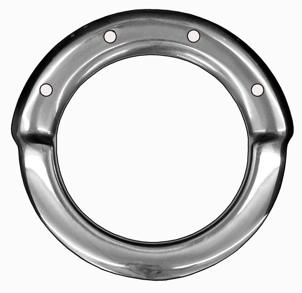 04132 Smooth Inskirt Rigging Ring