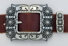 Load image into Gallery viewer, 081419-ZINC-Southwest Buckle & Loop set