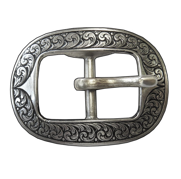 112818 Centerbar Buckle of bronze by Horse shoe Brand Tools