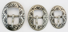Load image into Gallery viewer, 120919-Abilene Antique bronze buckles by Horse Shoe Brand Tools