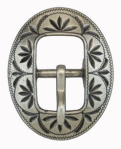 120919-Abilene Antique bronze buckles by Horse Shoe Brand Tools