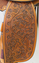 Load image into Gallery viewer, Saddle- Watt Bros. Saddle-saddletree made by Jeremiah Watt