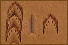 Load image into Gallery viewer, Border Stamp- Wheat Leaf