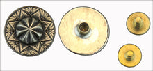 Load image into Gallery viewer, 120519-Concho Bronze by Jeremiah Watt & Horse Shoe Brand Tools