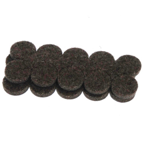 5003: Industrial Strength Adhesive Felt Discs 19mm