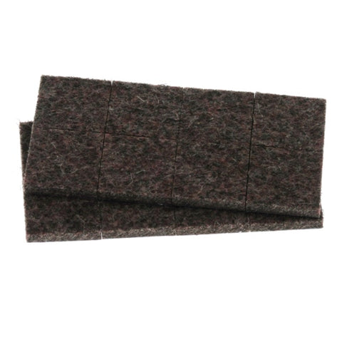 5007: Industrial Strength Adhesive Felt Pads 24mm
