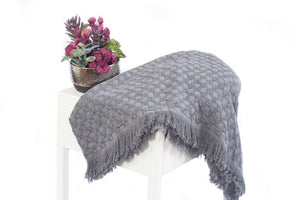Warm Knit Throws