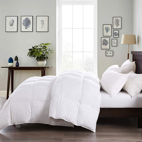 white_feather_goose_down_comforter