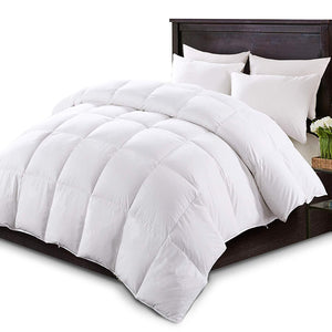 KASENTEX Luxurious White Down Comforter