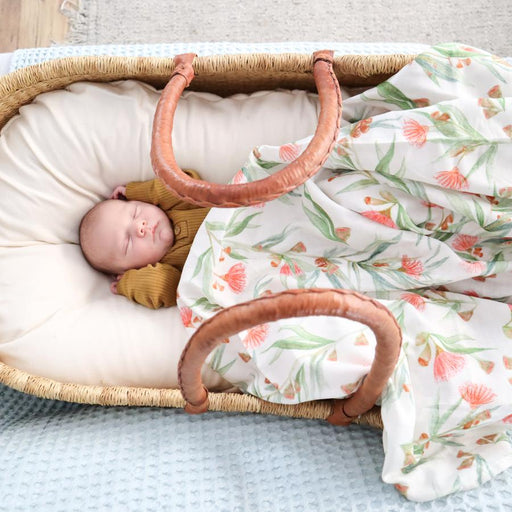 Savannah & Three Swaddle - Gumnut baby wrap